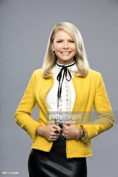 Faith Ford as Corky Sherwood of the CBS comedy MURPHY BROWN scheduled to air on the CBS Television Network