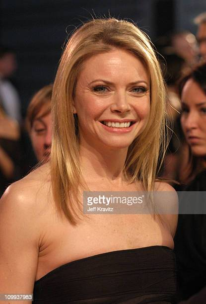 Faith Ford during The 30th Annual People's Choice Awards Arrivals at Pasadena Civic Auditorium in Pasadena California United States