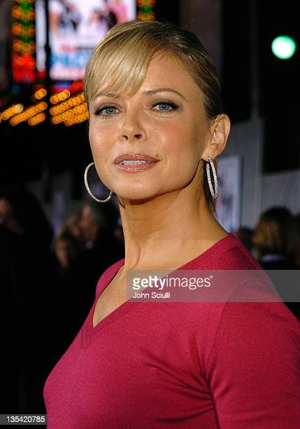 Faith Ford during 'The Pacifier' Los Angeles Premiere Red Carpet at El Capitan in Hollywood California United States
