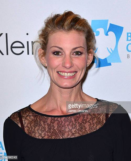 Faith Hill attends Barbra Streisand In Concert at Barclays Center of Brooklyn on October 13 2012 in New York City