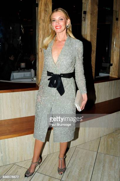 Faith Hill attends Lionsgate Hosts the After Party for The Shack at Gabriel Kreuther on February 28 2017 in New York City