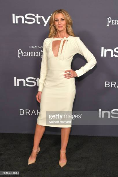 Faith Hill attends the 3rd Annual InStyle Awards at The Getty Center on October 23 2017 in Los Angeles California