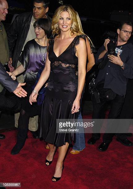 """Faith Hill during """"Friday Night Lights"""" Los Angeles Premiere - Arrivals at Grauman's Chinese Theatre in Hollywood, California, United States."""