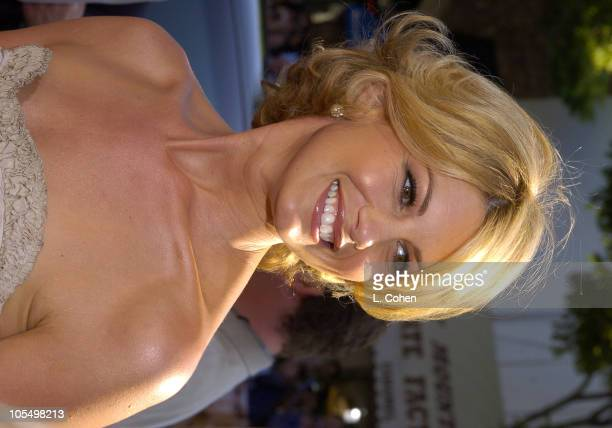 Faith Hill during The Stepford Wives-Red Carpet at Mann's Bruin Theatre in Westwood, California, United States.