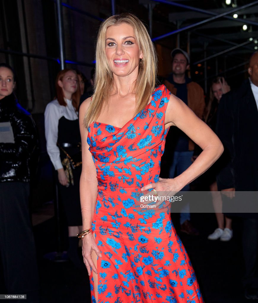 Celebrity Sightings in New York City - December 2, 2018 : News Photo