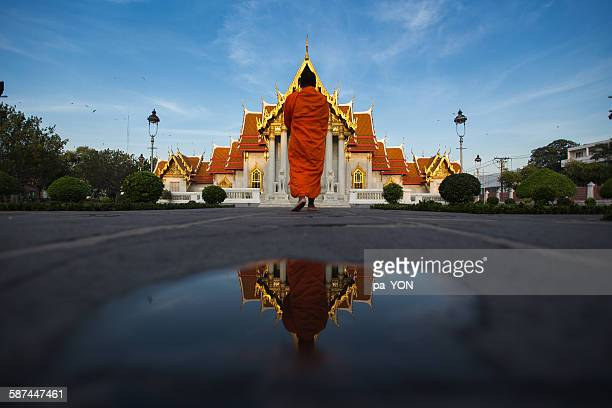 Faith of monk