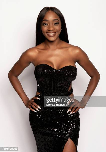 Faith Rodgers at Critics' Choice Real TV Awards portraits by TAP The Artists Project June 02 2019 in Los Angeles California