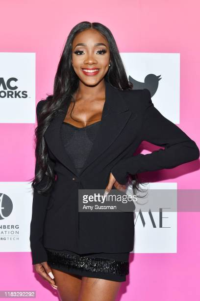 Faith Rodgers attends TheWrap's Power Women Summit 2019 at Fairmont Miramar Hotel on October 25 2019 in Santa Monica California