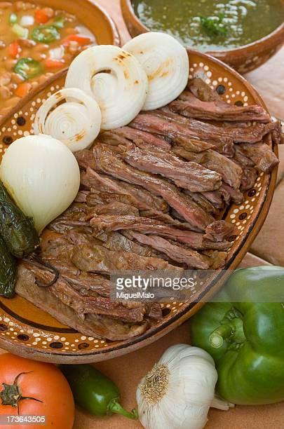 fajita - carne assada imagens e fotografias de stock