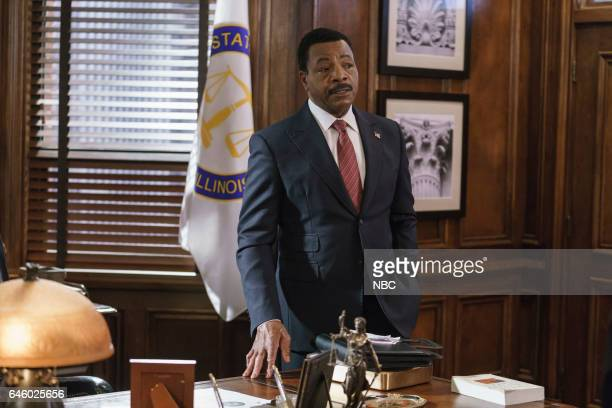 JUSTICE 'Fake' Episode 113 Pictured Carl Weathers as Mark Jeffries