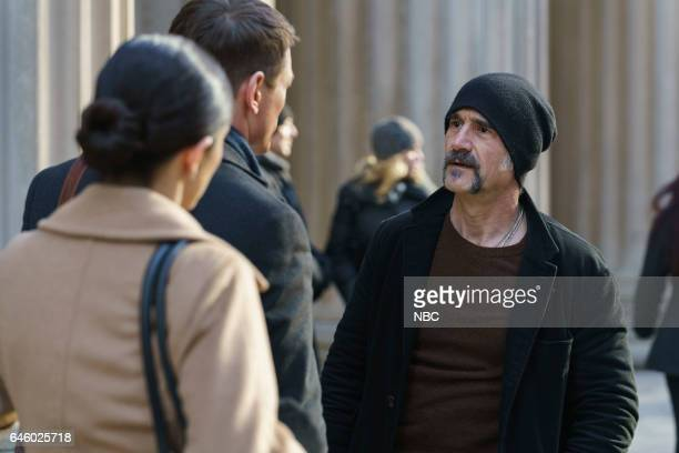 JUSTICE Fake Episode 113 Pictured Elias Koteas as Detective Alvin Olinsky