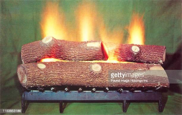 Fake Log Fire