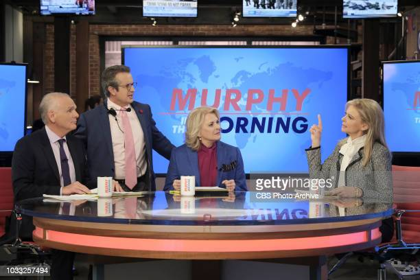 """""""Fake News""""--""""Fake News""""--Multiple Emmy Award winner Candice Bergen returns as the eponymous broadcast news legend in the revival of the..."""
