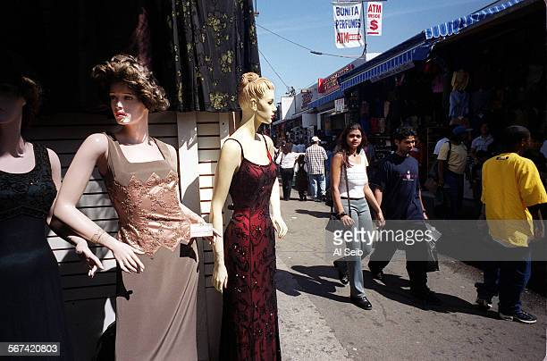 AS Fakes Young girls are fueling a growing black market in counterfeit fashion accessories Santee Alley is a hotspot for buying copies of hot new We...