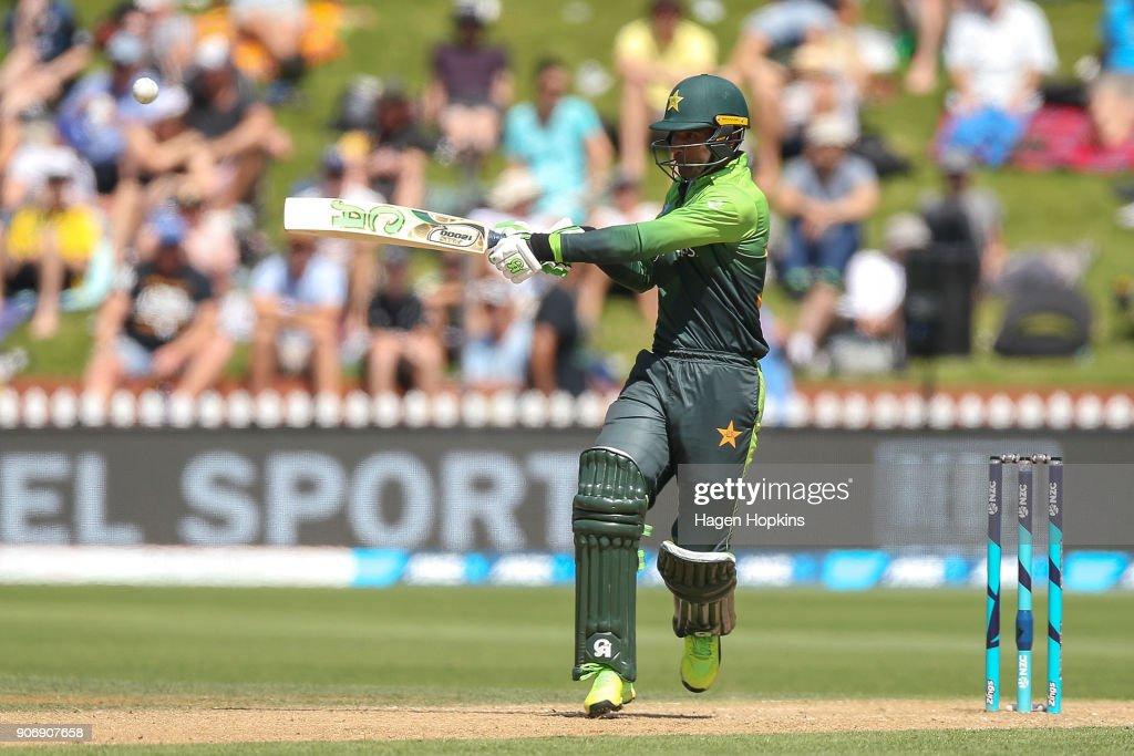 New Zealand v Pakistan: 5th ODI