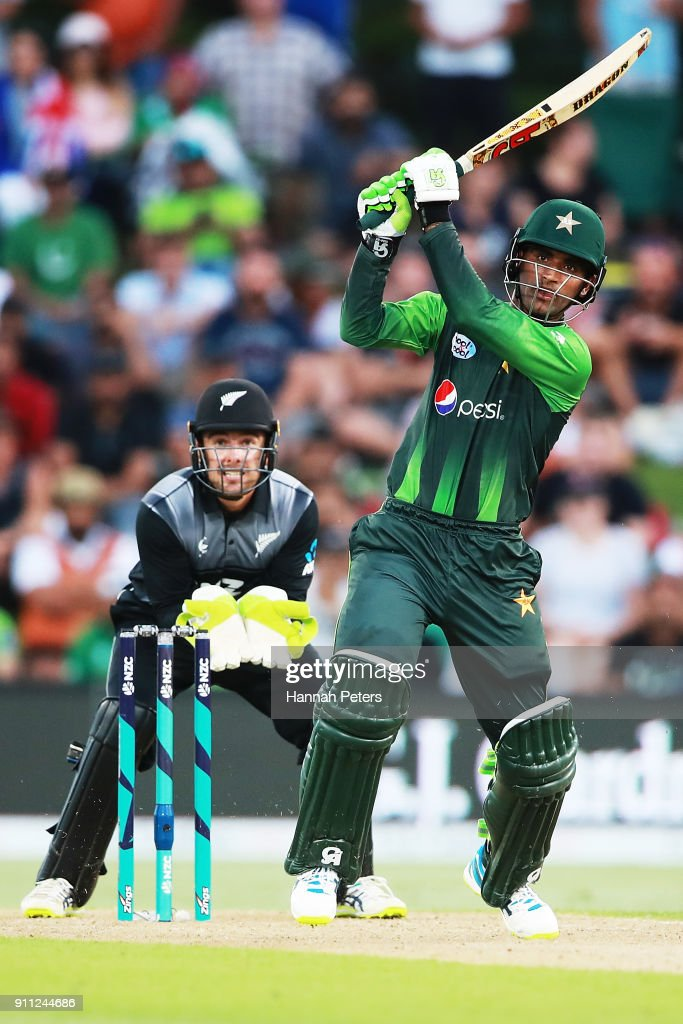 New Zealand v Pakistan - T20: Game 3