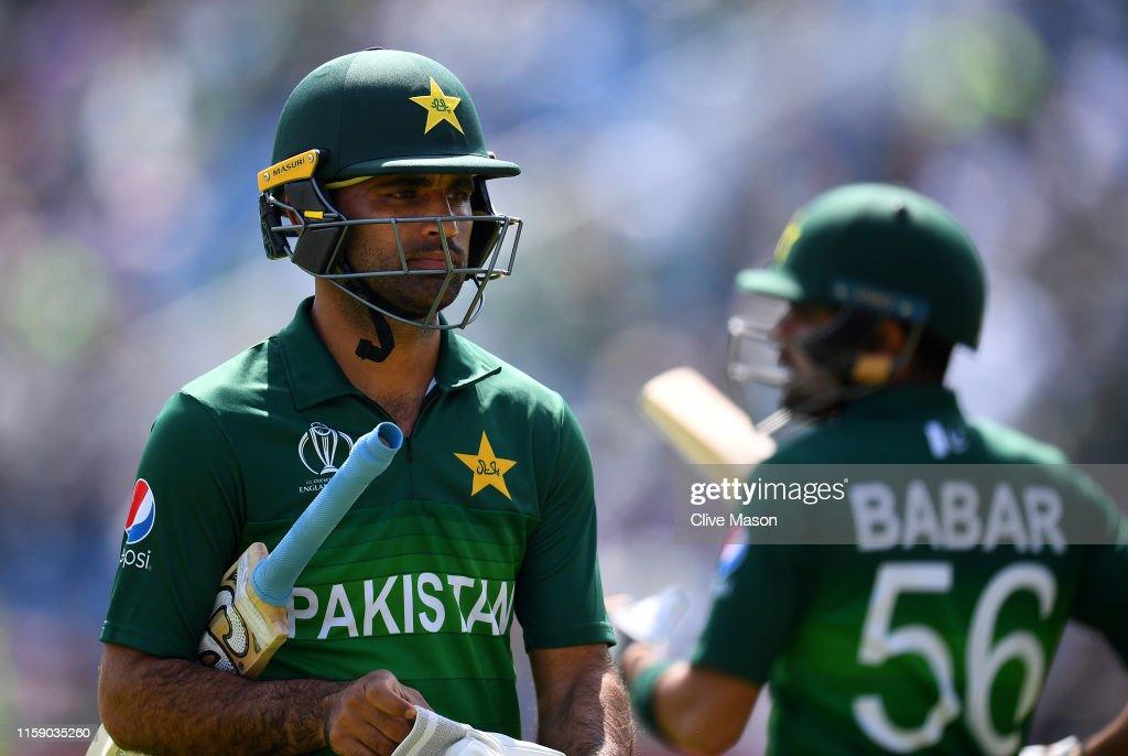 Pakistan v Afghanistan - ICC Cricket World Cup 2019 : News Photo