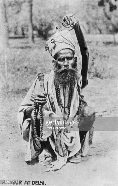 A Fakir at Delhi 20th century