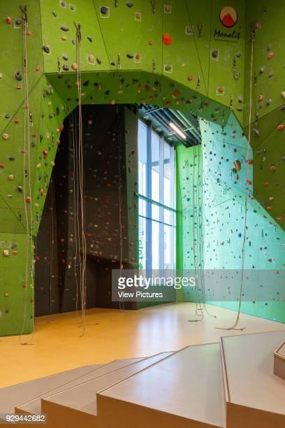 PL Architekci 2012 Rock climbing area