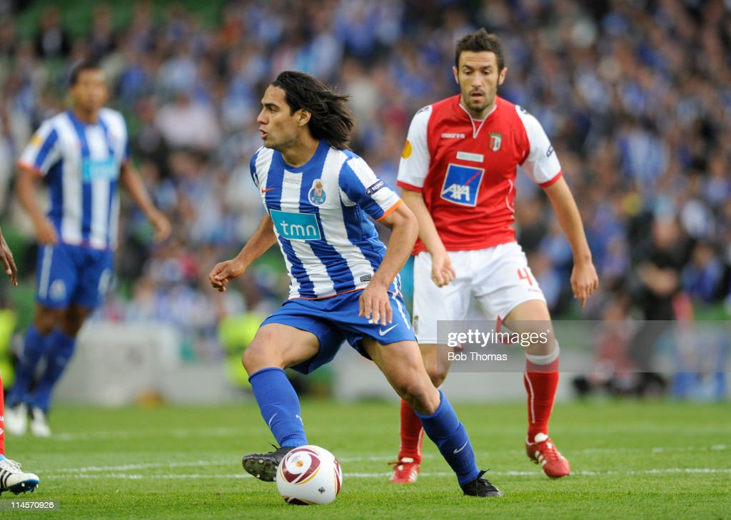 FC Porto v Braga - UEFA Europa League Final : News Photo