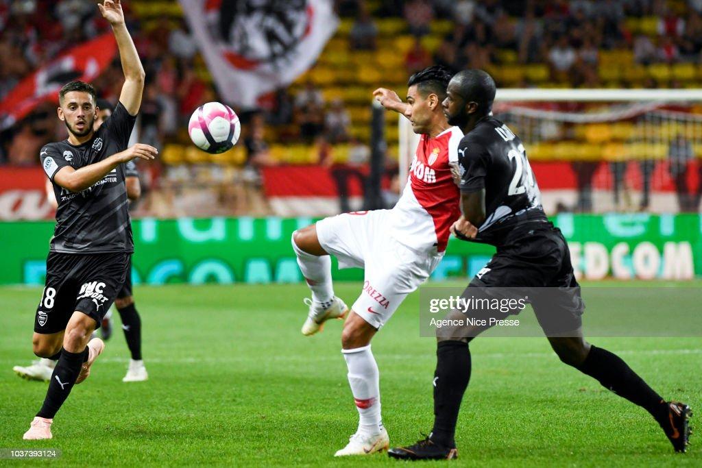 AS Monaco v Nimes - Ligue 1