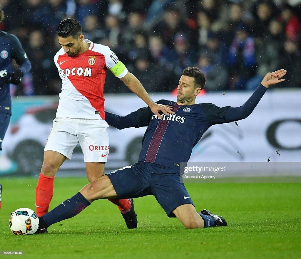 Paris Saint-Germain v Monaco - Ligue 1 : News Photo