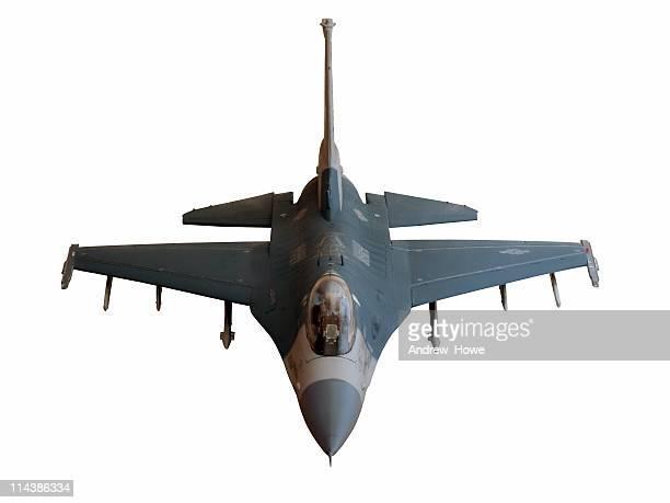 F-16 Falcon Model (with path)