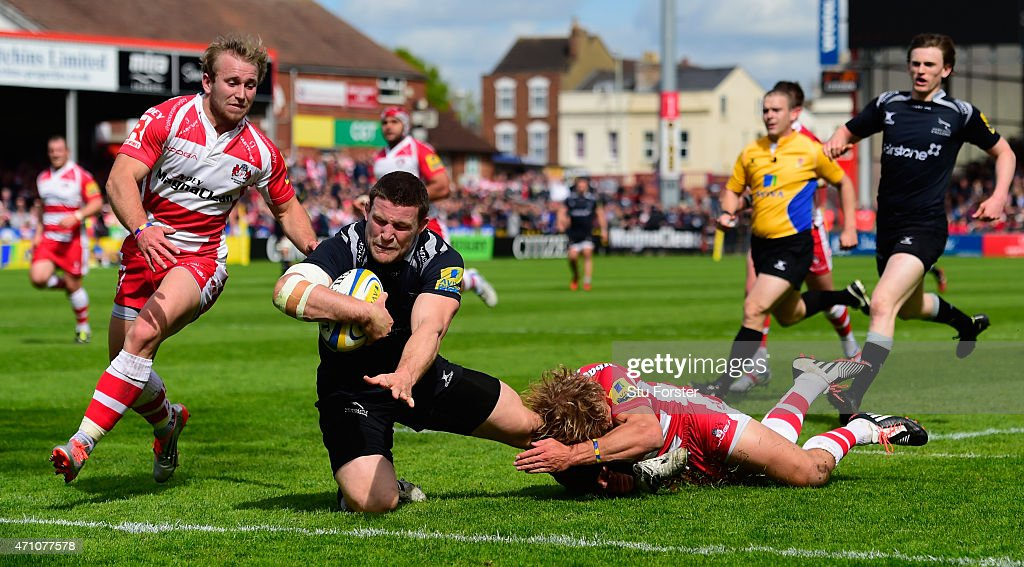 Gloucester Rugby v Newcastle Falcons - Aviva Premiership : News Photo