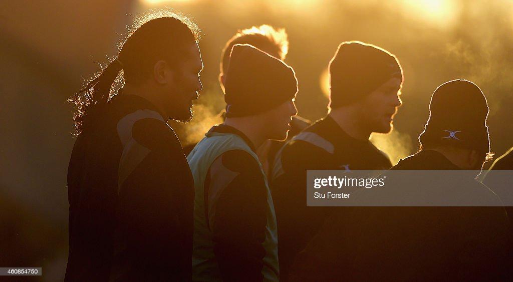 Newcastle Falcons v Saracens - Aviva Premiership