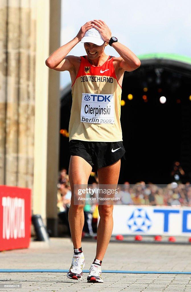 12th IAAF World Athletics Championships - Day Eight : News Photo