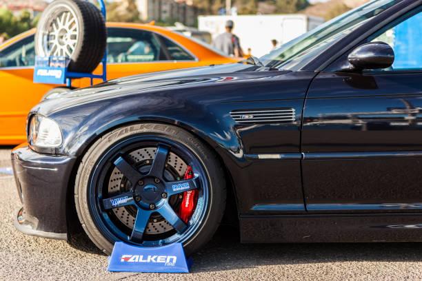 BMW E46 M3 - Falken Tire