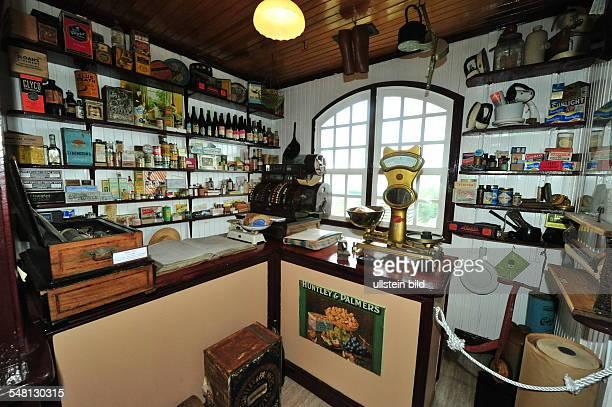 Falkland Islands East Falkland Island Port Stanley Shop