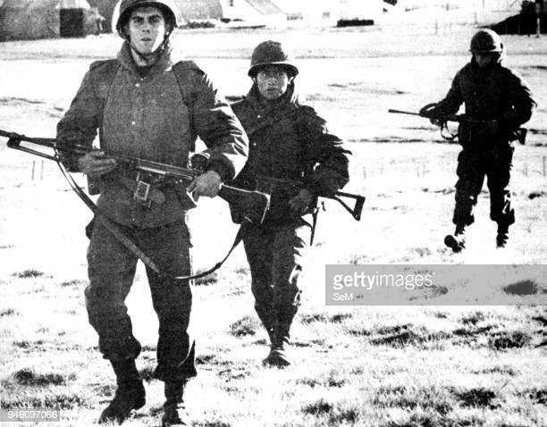 Falklands War-The Falklands War, Falklands Conflict or Falklands Crisis, was a 1982 war between Argentina and the United Kingdom. Soldiers from...