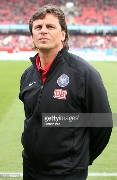 Trainer Hertha Berlin