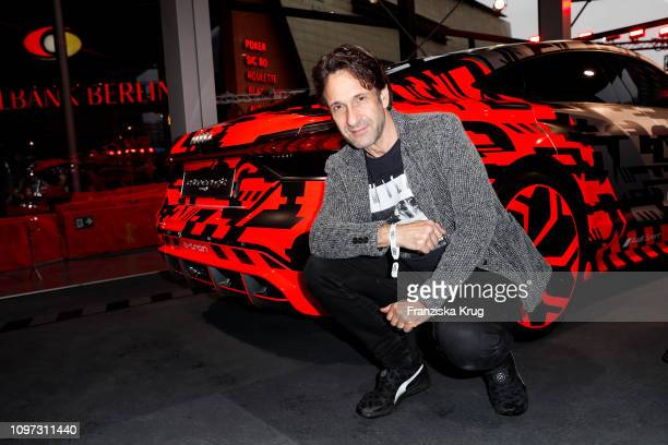 FalkWilly Wild at the Audi Berlinale Brunch during the 69th Berlinale International Film Festival at Berlinale Palace on February 10 2019 in Berlin...
