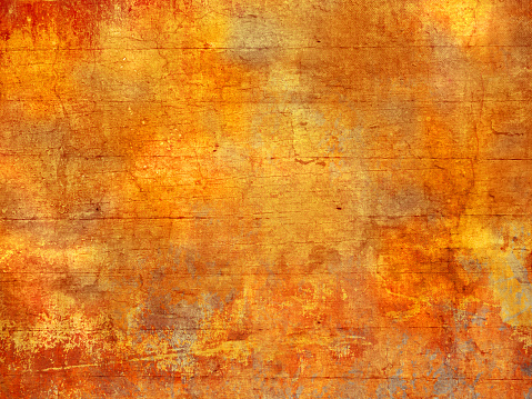 Fall colors background texture - abstract autumn pattern in grunge style 1172712107
