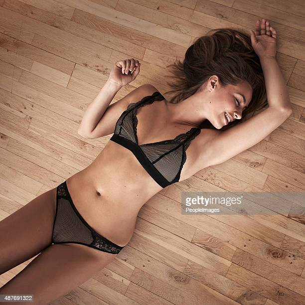 fall in love with yourself first - hot babe stockfoto's en -beelden
