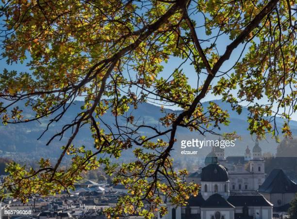 Fall in Salzburg