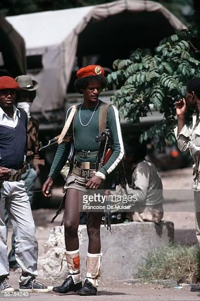 Fall of Addis Ababa Fighting tigreen On 1991 FDM25317