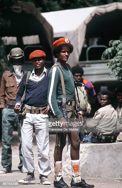 Fall of Addis Ababa Fighting tigreen On 1991 FDM25614