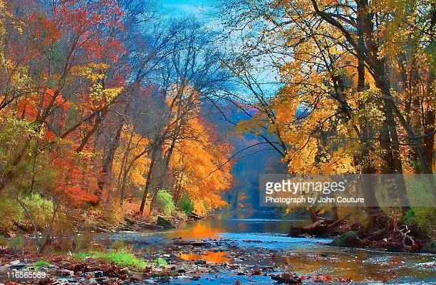Fall on the Wissahickon