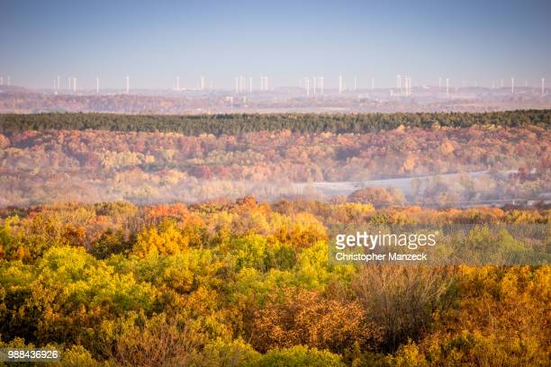 fall wisconsin landscape - iowa_county,_wisconsin stock pictures, royalty-free photos & images
