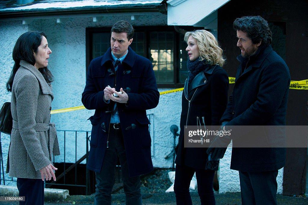 ABC's 'Motive' - Season One : News Photo