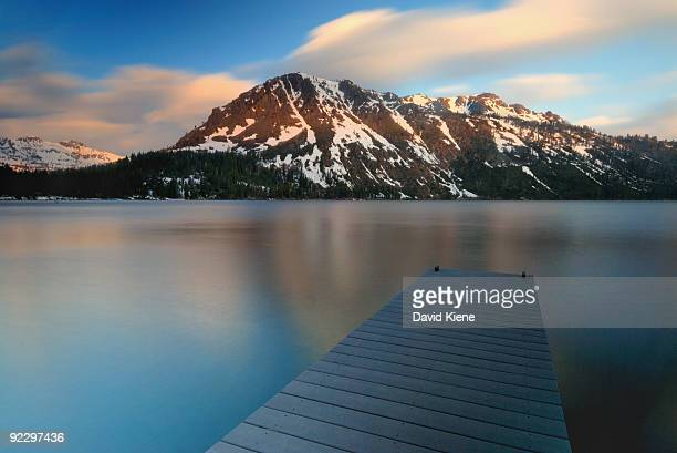 fallen leaf lake - emerald bay lake tahoe stock pictures, royalty-free photos & images