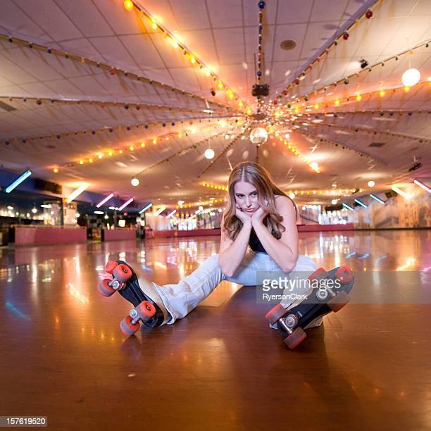Fallen Roller Skater.