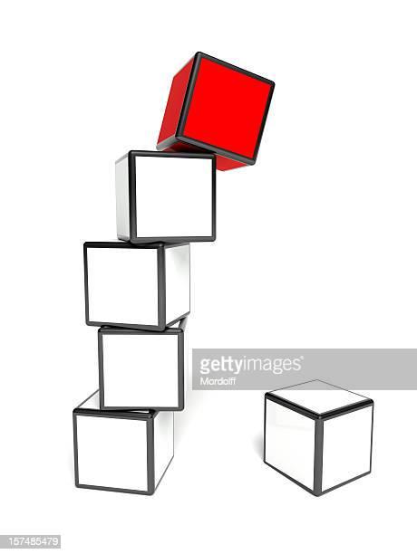 Falling box