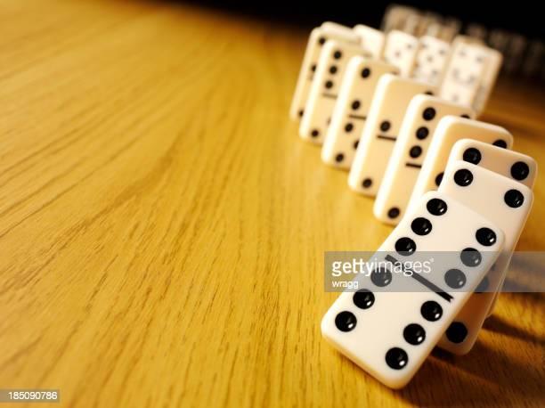 Falling Domino Effect
