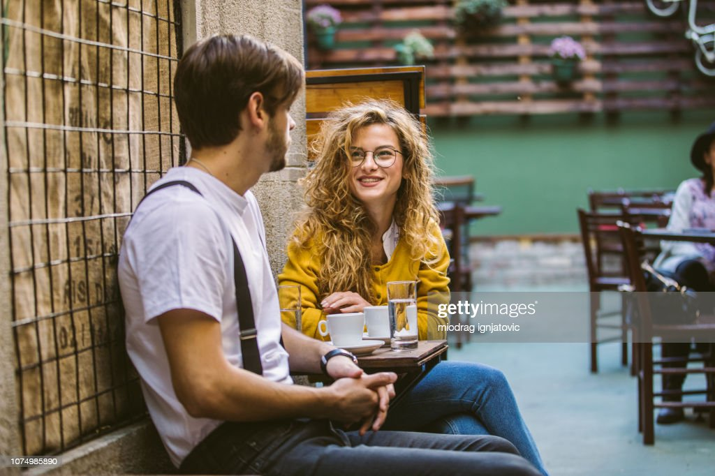 Falling in love : Stock Photo