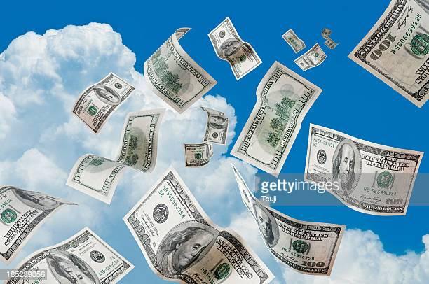 Chute de l'argent