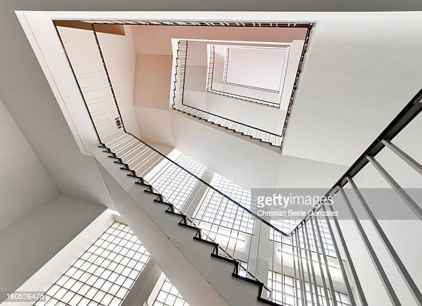 falling upward - christian beirle stockfoto's en -beelden